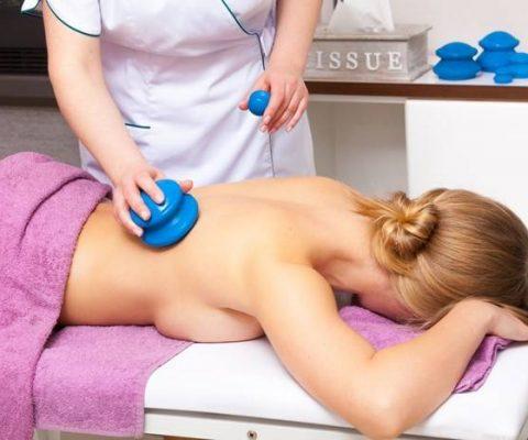 УДМ и вакуумный массаж